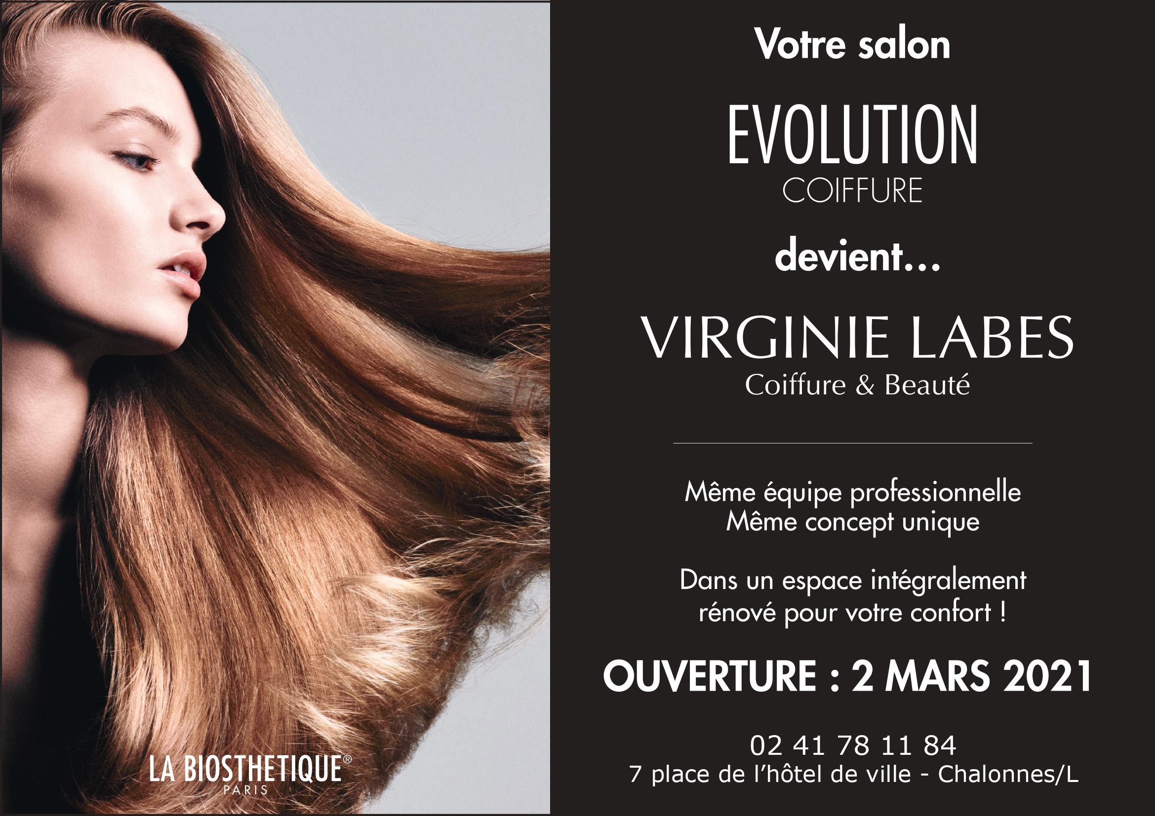 salon de coiffure chalonnes rendez-vous en ligne evolution